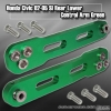 02 03 04 05 HONDA CIVIC SI REAR LOWER CONTROL ARM GREEN