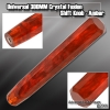 "300 MM Amber Bubble Shift Knob / Boom ""DILDO"" Stick (Laser Cut Flat Top)"