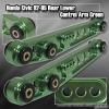 92 93 94 95 HONDA CIVIC REAR LOWER CONTROL ARM GREEN