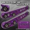 92 93 94 95 HONDA CIVIC REAR LOWER CONTROL ARM PURPLE