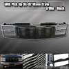 94-98 CHEVY C K 1500 2500 3500 BLAZER TAHOE SUBURBAN FRONT END BLACK GRILLE 1PC