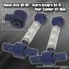 90 91 92 93 94 95 96 97 98 99 00 01 Acura Integra Rear Camber Kit Blue