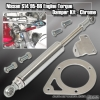 95 96 97 98 NISSAN 240SX S14 ENGINE TORQUE DAMPER MOUNTING KIT CHROME
