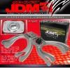 JDM SPORT 94 95 96 97 98 99 00 01 INTEGRA ADJUSTABLE RACING ALUMINUM FRONT UPPER CAMBER KIT SILVER