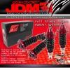 JDM SPORT 02 03 04 05 HONDA CIVIC SI FULLY ADJUSTABLE SUSPENSIONS DAMPER RED COILOVER SYSTEM