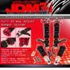 JDM SPORT 02 03 04 05 06 ACURA RSX DC5 ADJUSTABLE SUSPENSION DAMPER RED COILOVER SYSTEM