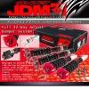 JDM SPORT 03 04 05 06 MITSUBISHI LANCER EVO 8 9 VIII IX FULLY ADJUSTABLE SUSPENSION DAMPER RED COILOVER SYSTEM