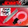 JDM SPORT 04 05 06 07 NISSAN 350Z HEAVY DUTY STEEL FRONT TOW HOOK KIT