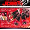 JDM SPORT 12-14 VELOSTER ADJUSTABLE SUSPENSIONS DAMPER RED COILOVER SYSTEM