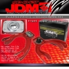JDM SPORT 92 93 94 95 CIVIC / 93 94 95 96 97 DEL SOL ADJUSTABLE FRONT UPPER CAMBER KIT RED