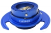 NRG Quick Release Kit - Blue Body/Blue Ring w/Handles