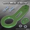 Universal 10mm Rear Tow Hook Kit Green