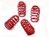 09 10 11 HYUNDAI GENESIS COUPE 2.0T / 3.8 KDM  JDM  LOWERING SPRINGS RED  (F -1.5&quot; / R -1.2&quot;)