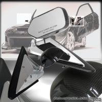 92 93 94 95 Honda Civic 2/3 Doors F1 Formula Real Carbon Fiber Mirrors