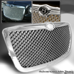 05 06 07 CHRYSLER 300C MESH GRILLE