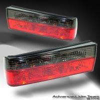 83 84 85 86 87 BMW E30 CRYSTAL SMOKE RED TAIL LIGHT