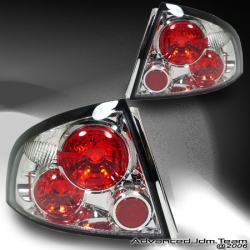 00 01 02 03 NISSAN SENTRA ALTEZZA TAIL LIGHTS CHROME