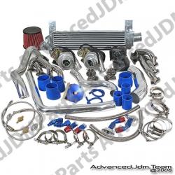 87 88 89 90 91 92 93 FORD MUSTANG V8 JDM SPORTS TWIN TURBO KIT
