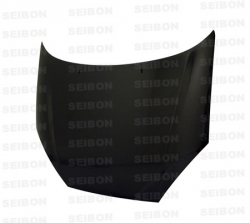 00 01 02 03 04 FORD FOCUS SEIBON OEM STYLE CARBON FIBER HOOD