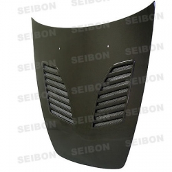 00 01 02 03 04 05 HONDA S2000 SEIBON CW STYLE CARBON FIBER HOOD