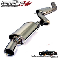 93 94 95 96 97 98 TOYOTA SUPRA TANABE Medallion TOURING CATBACK EXHAUST SYSTEM