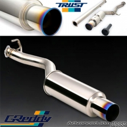 01 02 03 04 05 LEXUS IS300 GREDDY RACING TI-C CATBACK EXHAUST SYSTEM