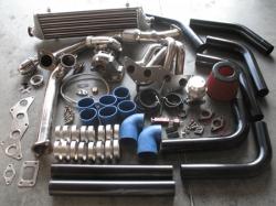 04 05 06 07 SCION TC DOHC 2.4L T3 JDM SPORTS TURBO KIT W/ STAINLESS STEEL MANIFOLD & DOWNPIPE