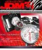 """JDM SPORT'S UNIVERSAL 5"""" 4 IN 1 TACHOMETER GAUGE"""