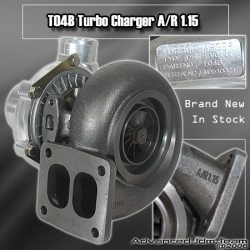 JDM SPORTS T04 TURBOCHARGER BRAND NEW 1.15 AR.
