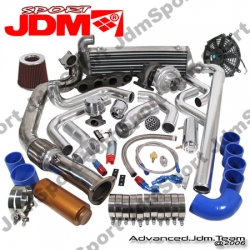 02 03 04 05 06 ACURA RSX DC5 K20A T3/T4 JDM SPORT COMPLETE BOLT ON TURBO KIT