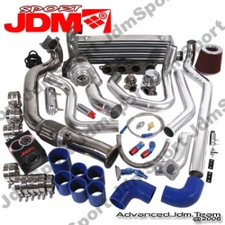HONDA S2000 F20C AP1 / AP2 T4/T04B JDM SPORT COMPLETE BOLT ON TURBO KIT
