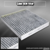 00 01 02 03 04 05 GS300 GS430 CHARCOAL ACTIVE CARBON IN CABIN OEM REPLACEMENT AIR FILTER