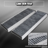 06 07 08 09 10 AUDI A6 / 08 09 10 AUDI R8 BRAND NEW ACTIVE CARBON IN CABIN AIR FILTER OEM REPLACEMENT