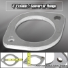 """3"""" EXHAUST / HEADER / TEST PIPE 2-HOLES ADAPTER FLANGE"""