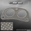 88-00 CIVIC DEL SOL INTEGRA HEADER EXHAUST DOWN PIPE REPLACEMENT 4-2-1 GASKET