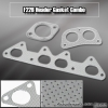 94 95 96 97 98 99 00 01 02 ACCORD F22 F23 F22B / ODYSSEY / CL / OASIS ALUMINUM DOWNPIPE & ENGINE HEAD GASKET COMBO