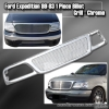 99 00 01 02 03 FORD EXPEDITION BILLET STYLE GRILLE CHROME