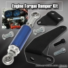 Acura Integra 94, 95, 96, 97, 98, 99, 00, 01 Engine Damper with 6 inch Shock Blue