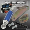 Acura RSX 02, 03, 04, 05, 06 Engine Damper  with 6 inch Shock Blue