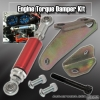 Acura RSX 02, 03, 04, 05, 06 Engine Damper with 6 inch Shock Red