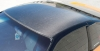 NRG 02-06 Acura RSX (DC5) with Sunroof Carbon Roof Cover Overlay
