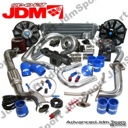 MITSUBISHI ECLIPSE 95 96 97 98 99 420A JDM SPORT COMPLETE BOLT ON TURBO KIT