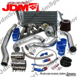 MITSUBISHI ECLIPSE 95 96 97 98 99 DSM 4G63 JDM SPORT TURBO UPGRADE T3/T4 INTERNAL WASTEGATE KIT