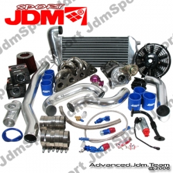 MITSUBISHI ECLIPSE 95 96 97 98 99 DSM 4G63 JDM SPORT TURBO 16G UPGRADE TD05 TD-05 KIT