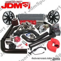 MITSUBISHI GALANT 87 88 89 90 91 92 93 94 95 96 97 98 4G63 4CYL JDM SPORT TURBO CONVERSION KIT