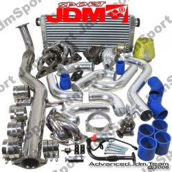 95 96 97 98 99 MITSUBISHI ECLIPSE 4G63 JDM SPORT UPGRADED BOLT ON TURBO KIT