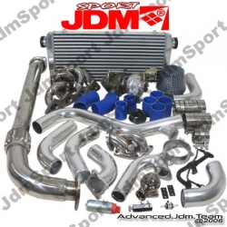 95 96 97 98 99 MITSUBISHI ECLIPSE AWD 4G63 JDM SPORT UPGRADED BOLT ON TURBO KIT