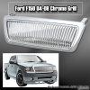 04 05 06 07 08 FORD F150 VERTICAL GRILLE CHROME