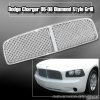 06 07 08 DODGE CHARGER DIAMOND MESH GRILLE