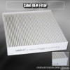 07 08 09 10 11 12 HONDA FIT BRAND NEW OEM REPLACEMENT WHITE FIBER INTERIOR IN CABIN AIR FILTER